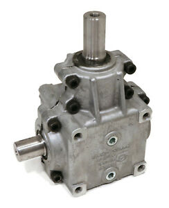 Grasshopper Right Angle CCW HD Gearbox for 2000-2003 Front Mount 9852, 9861 Deck