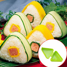 DIY Sushi Rice Mold Large Triangular Rice Balls Box Sushi Nori Rice Ball Mold