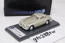 BBR 1:43 scale Alfa Romeo 6C 2500 S.S Villa D'este 1951(Light Gold) - L.E 100pcs