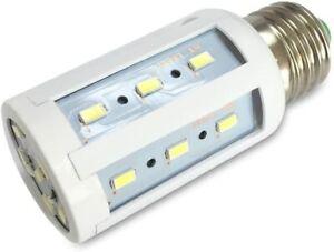 5W LED Corn Light Bulb,40W Equivalent 550lm 24-Chip E26 Cool Daylight White 6000
