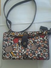 New Coach Crossbody With Pop out Pouch