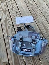 Supreme Waist Bag (SS20) Blue Chocolate Chip Camo