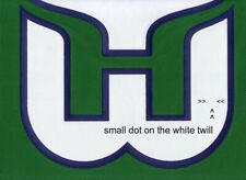 FLAW ON - HARTFORD WHALERS size 52 = Large ADIDAS Aeroready retro Hockey Jersey