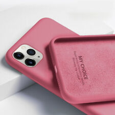 4 More Colors Liquid Silicone Case Cover For iPhone SE 2020 11 Pro Max XR XS 8 7