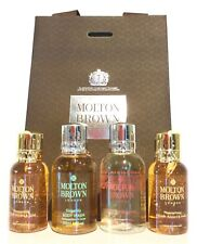 Molton Brown Ladies GINGERLILY Gift Set  *4 x Body Wash/New/Free Postage*