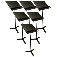 Manhasset Model #M50Ca Orchestral Concertino Music Stand, 6-Pack