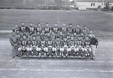 AFCA 1963 All American Bowl East Squad Team Photo Daryle Lamonica Nate Ramsey