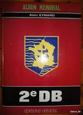 HEIMDAL Alain EYMARD  2 DB  ALBUM MEMORIAL