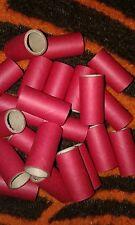 "Firework Pyro Tubes 25 5/8"" x1-1/2""x1/16"" Red *Free Shipping *"