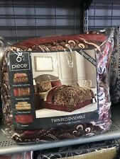 FAIRFIELD SQUARE COLLECTION 6 piece Twin Bed Ensemble. Retail $100