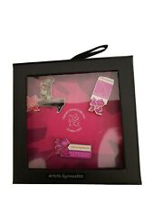 London Olympics 2012 Pins - 3 Pin Box Set - Artistic Gymnastics