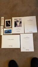 Original Concorde Flight Pack & Signed Certificate