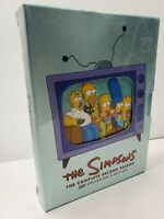 The Simpsons Complete Second Season (DVD, 2009 4-Disc Set, Collectors Edition