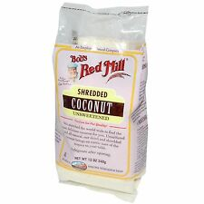 Bob's Red Mill Dried & Shredded Unsweetened Coconut - 340g