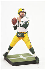Aaron Rodgers loose figure Mint McFarlane Series 30 Free Fast Shipping