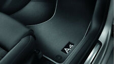 Original Audi A4 Fußmatten A4 S4 S-line vorn + hinten 8K B8 Fußmatten Audi A4