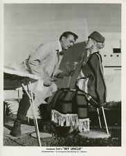 JACQUES TATI MON ONCLE 1958   VINTAGE PHOTO ORIGINAL #15