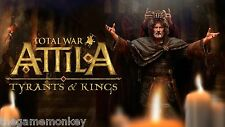 TOTAL War ATTILA tiranni e Kings Edition [ pc / linux ] CHIAVE A VAPORE