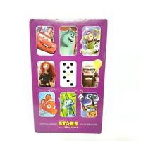 Disney Pixar Woolworths Character Stars Dominoes Complete Set in Collector Case