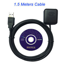 USB GPS Receiver For Laptop PC NetBook Navigation GPS Mouse Antenna Channels