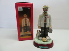 Emmett Kelly Jr./Flambro Professional Series Autographed, 'The Veterinarian'.