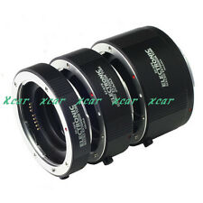 Macro AF Auto Focus Extension Tube Set DG for Kenko CANON EF EF-S Lens