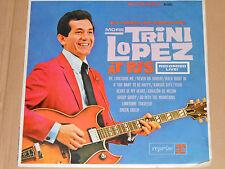 TRINI LOPEZ -By Popular Demand More Trini Lopez A- LP Reprise Records (RS-6103)