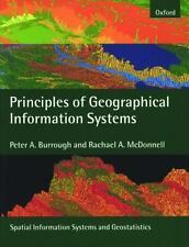 Principles of Geographical Information Systems (Spatial Information-ExLibrary
