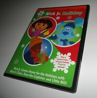 Nickelodeon Nick Jr. Favorites Christmas Holiday (DVD) Dora the Explorer