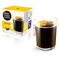 DOLCE Gusto Grande Caffè (6 scatole, totale 96 capsule) 96 porzioni
