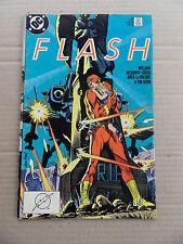 Flash 18 . DC 1988 - FN
