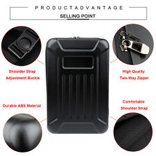 Black Quadcopter Bag Hard Shell Backpack for Hubsan X4 H501S FPV RC Drone A27R