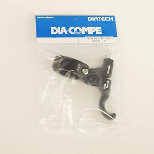 DIA-COMPE TECH99 GOLD FINGER 318 Brake Lever (Right Only) Black x Black