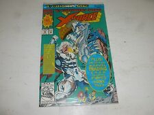 X-FORCE Comic - Vol 1 - No 18 - Date 01/1993 - Marvel Comic (In wrapping & TC)