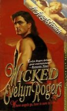 Angel's Touch: Wicked by Evelyn Rogers (1996, Paperback)