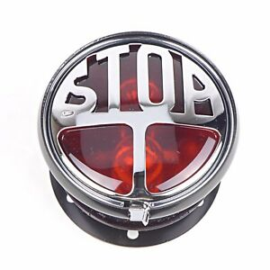 Custom Harley Davidson STOP Taillight Brakelight Tail Brake Light NEW