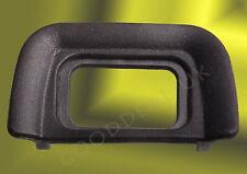 Dk-20 Copa ocular de goma ocular del visor para Nikon D50 D60 D70 D3200 D5100 D5200