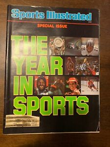 Sports Illustrated - The Year In Sports  - 1979 -(M13A)
