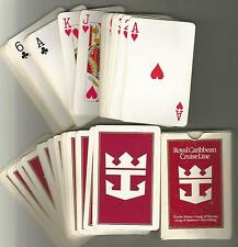 Royal Caribbean Cruise Line...  Cruise Ships...Vintage.Playing Cards 1970 -1980s