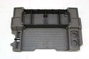 NEW OEM GM Rear Cargo Area Organizer Tray Gray 12499381 Trailblazer Envoy 02-09