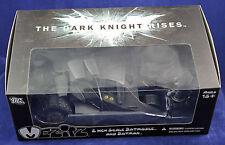 Batman Dark Knight Rises Black Tumbler 2012 DC Mez-itz Mezco Toy