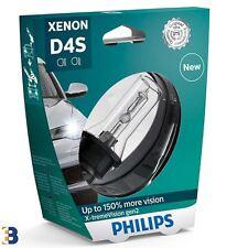 Philips D4S XtremeVision gen2 35W 4800K Xenon Lamp More light 42402XV2S1 1 Piece