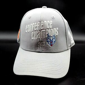 Minnesota Lynx Adidas 2013 Conference Champions WNBA Gray Hat Cap 100% Cotton