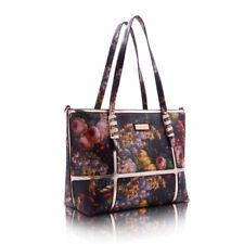 Polyurethane Floral Large Handbags