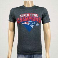 Super Bowl 49 Champions Bold Logo Flanker Premium T-Shirt New England Patriots