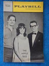 The Apple Tree - Sam S. Shubert Theatre Playbill - December 1966 - Alan Alda