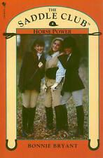 Saddle Club Book 4: Horse Power, Bryant, Bonnie   Paperback Book   9780553822618