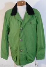 NWT Tommy Hilfiger Mens Corduroy Collar Rain Jacket L As...