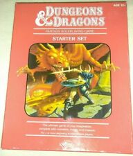 Dungeons & Dragons Fantasy Roleplaying Game Starter Set D & D