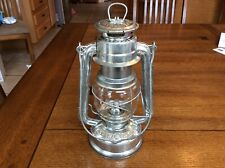 Vintage Feuerhand  275 Baby Lantern Made in West Germany with original globe